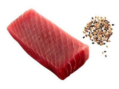 Tonfisk Saku Sashimi