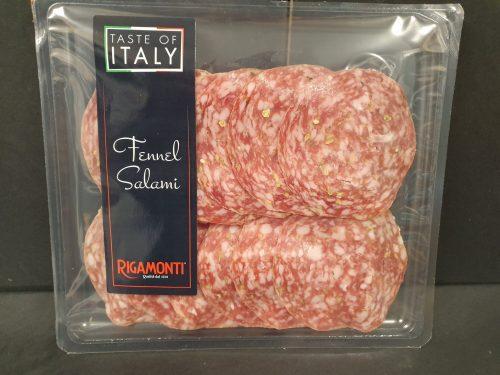 Fänkål salami