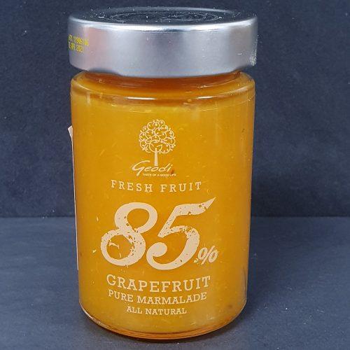 Marmelad av Grapefrukt