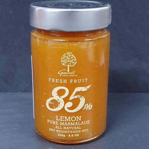 Marmelad av citron
