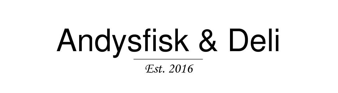 Andysfisk Logotyp